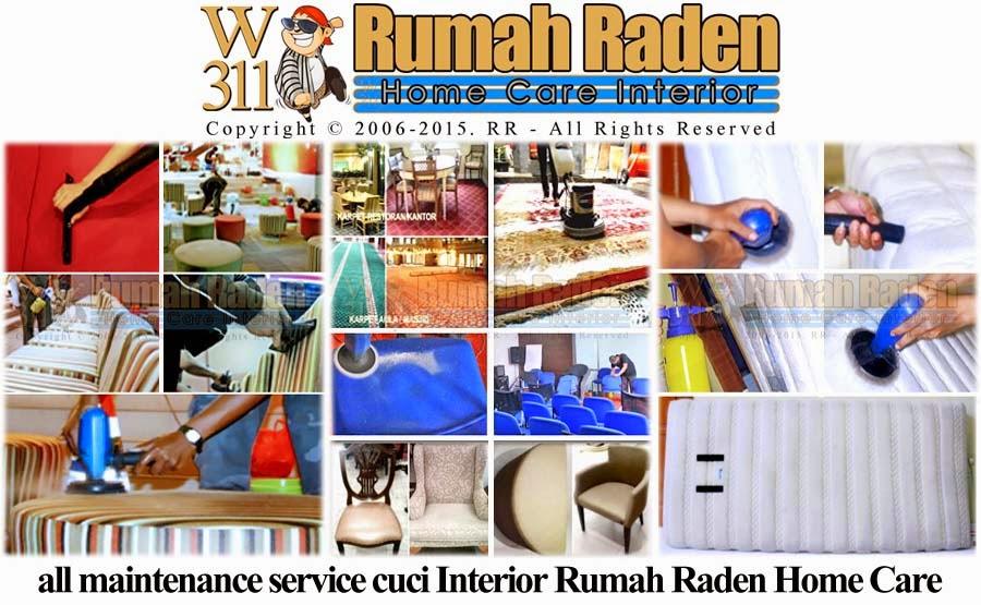 Rumah Raden Homecare Melayani Maintenance Rumah dengan Hitungan Meter persegi (m2),Jauh lebih Hemat