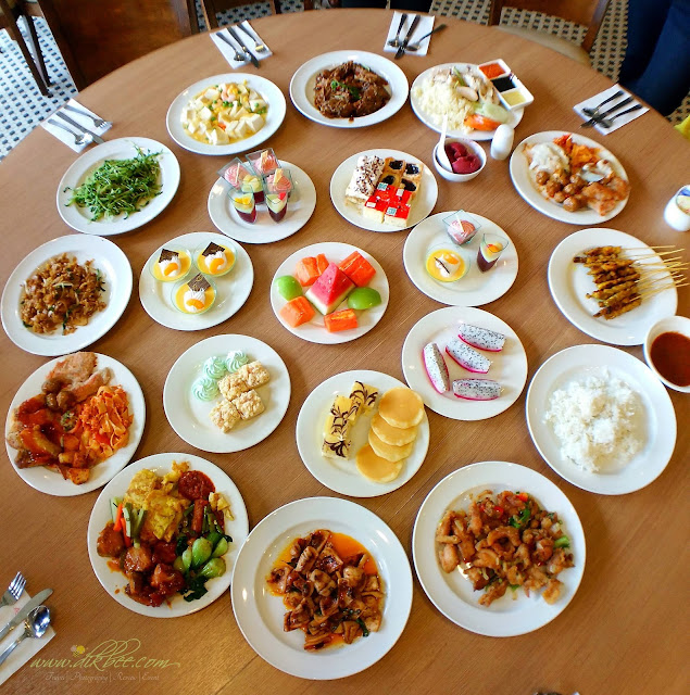 Buffet Lunch Di Coffee Terrace Genting Highlands