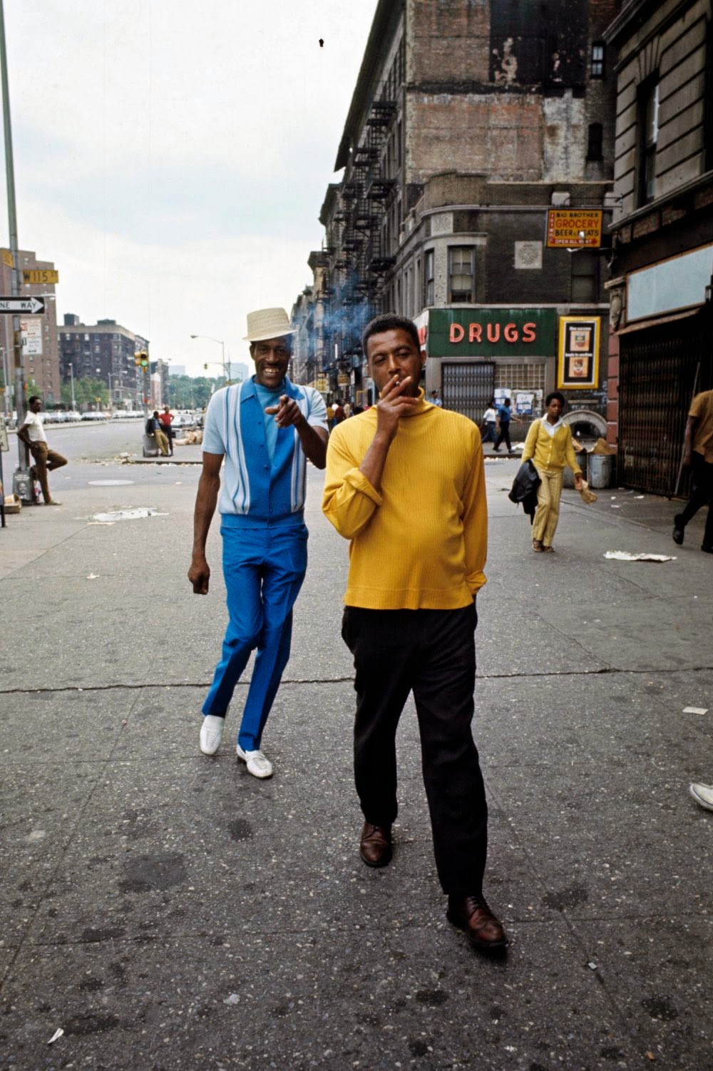 Photographs of The Lower East Side During the 1970s - Flashbak