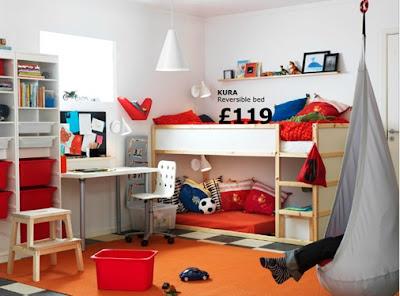 dormitorios niños ikea 2012