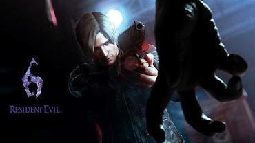 #6 Resident Evil Wallpaper
