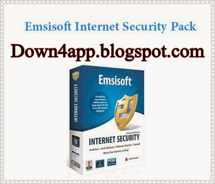 Free Apps Community: Emsisoft Internet Security 9.0.0.4985 For Windows