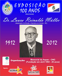 Exposio Dr. Lauro Reinaldo Mller - 100 Anos
