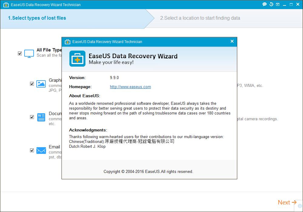 easeus data recovery full version kickass