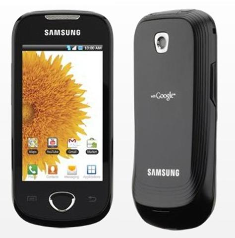 Samsung Galaxy Apollo, Google's Android Smartphone Operating System