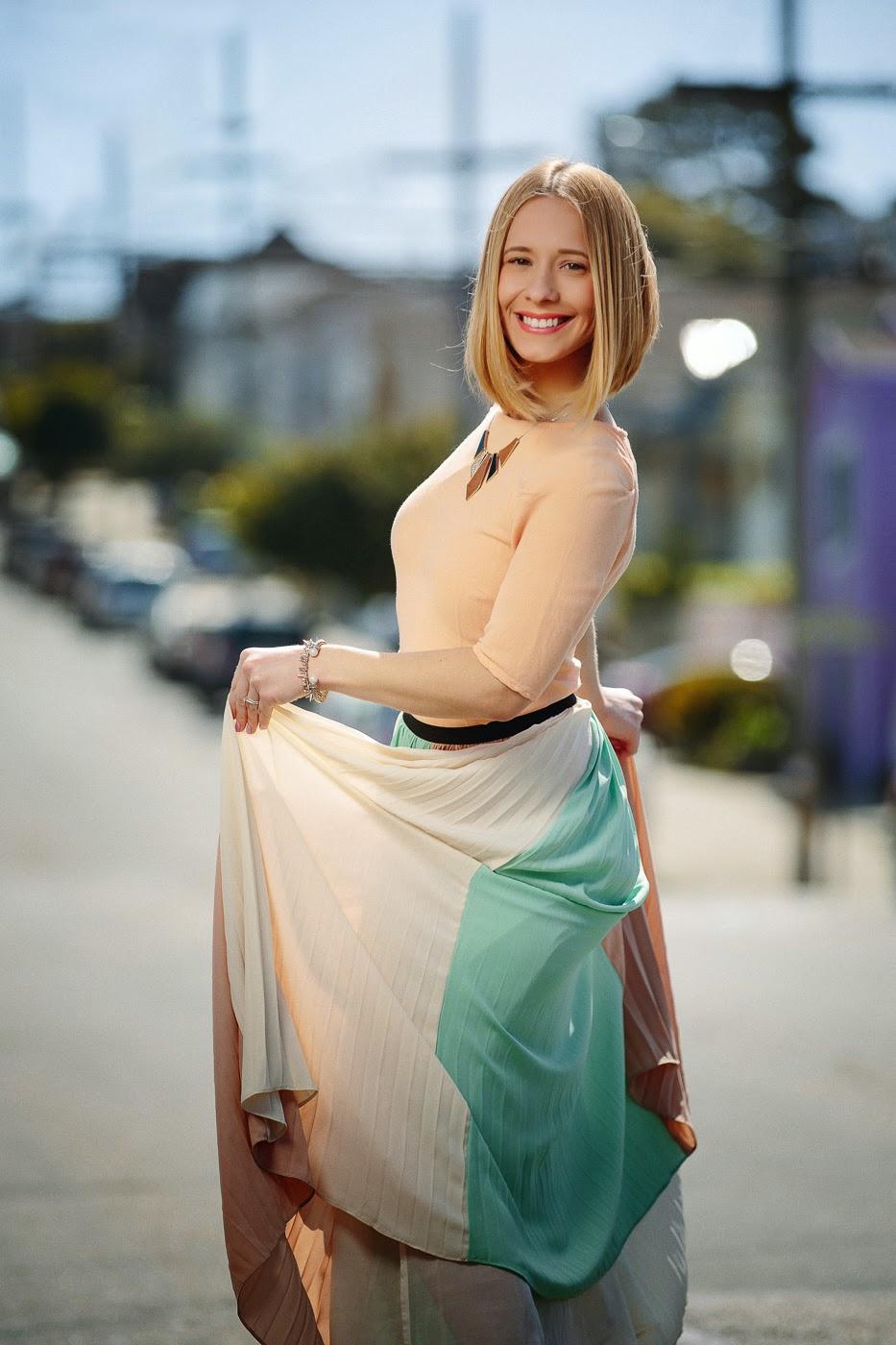San Francisco Fashion Blogger