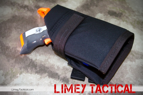 how to make a nerf holster
