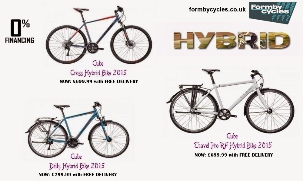 Mens Hybrid Bike for Sale