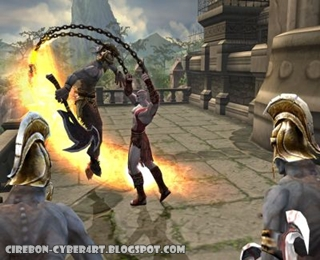 Free Download Game God Of War 2 PC - Full RIP