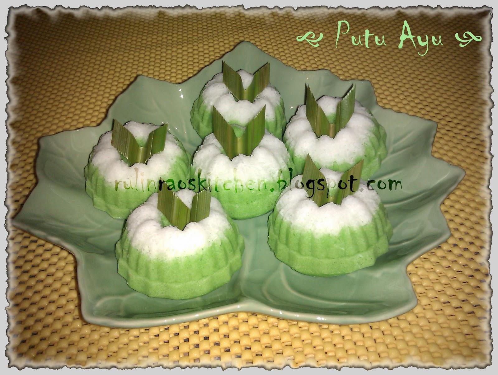 Rulin Raos Kitchen 2012 Kacang Ayu 1kg By Bali Putu