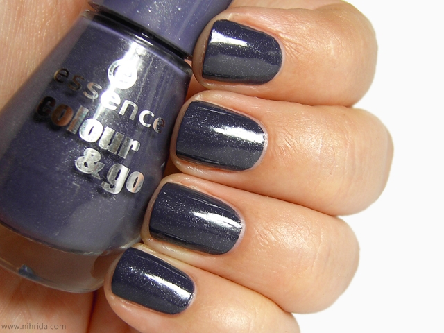 Essence Colour &amp; Go Nail Polish in Stuck On You