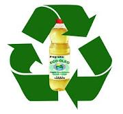 Recicle o óleo de cozinha