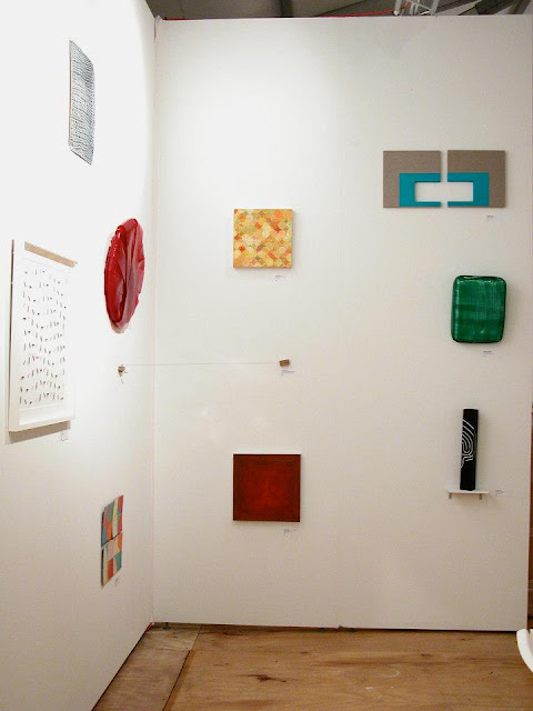 kate mackay, non objective, geometric abstraction, factory 49, miami, louise blyton, marlene sarroff, pam aitken, chris suttie, lynne eastaway, franz ehmann, richard kean, wendy kelly, liz shreeve