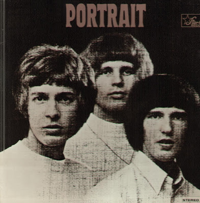 The Walker Brothers Portrait