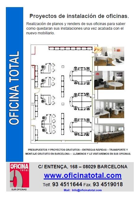 Oficina total febrero 2013 for Oficina de correo barcelona