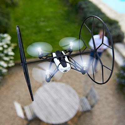 Miini Drone Volador Rolling Spider