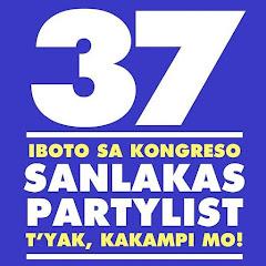 Iboto #37 SANLAKAS partylist