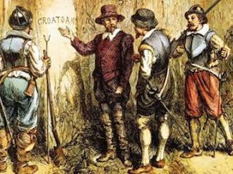 La desaparición de la colonia Roanoke
