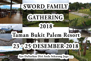 Nantikan Sword Family Gathering 2019