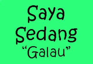 Status Galau Facebook