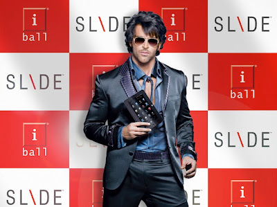 Hrithik Roshan launched 'iBall Slide'