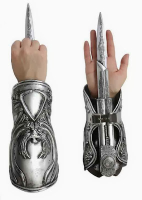 Brazal con Cuchillo Ezio Assassins's Creed