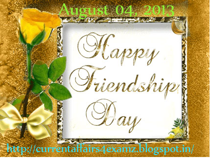 Friendship Day 2013 wishes to all