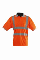 High vis SPF shirt