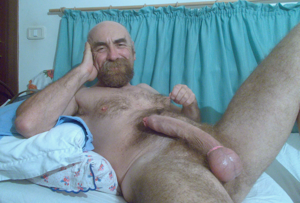 Dad with big dick