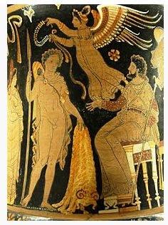 Els argonautes amb el Velló d'Or
