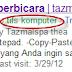 Membuat Label Breadcrumb Terindex Google