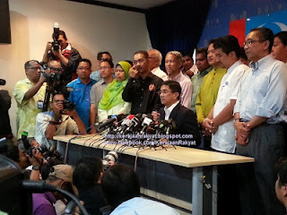 Pengerusi PKR Selangor Azmin Ali