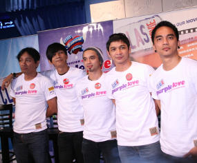 Ungu Tolak Golput Demi Kemajuan DKI Jakarta