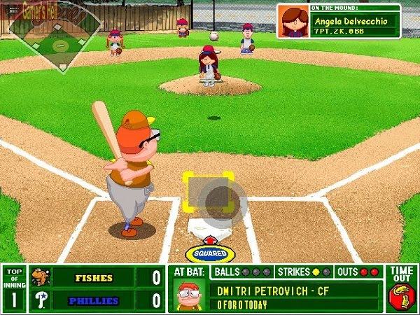 backyard baseball 2003 full free pc sport game free