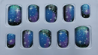 Little Mix Perrie Press on Nails