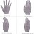 Cách duỗi tay & phán đoán ngón tay cong