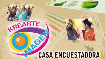 CASA ENCUESTADORA KREARTE IMAGEN: SONDEOS ELECTORALES, CONSUMO DE MEDIOS, MARKETING.