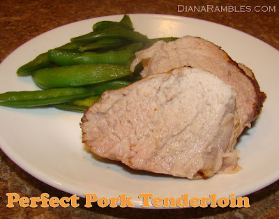 pork tenderloin baked right