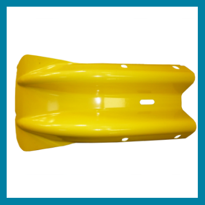 Armco Fishtail End Section