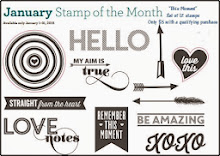 The January Stamp of the Month