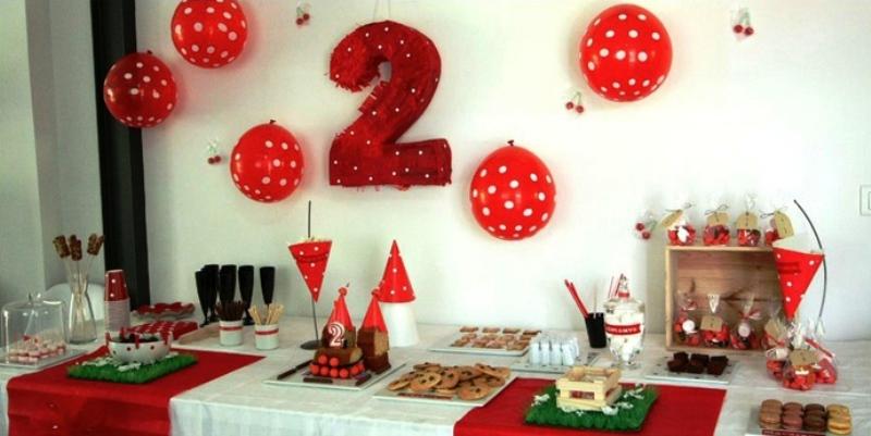 10 ide unik dekorasi ulang tahun ke 2 anak perempuan for Dekor kamar hotel ulang tahun