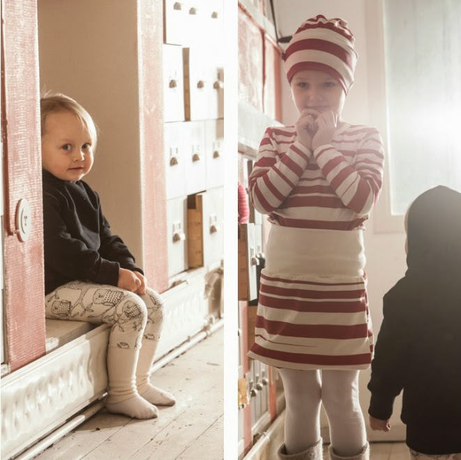 Aarrekid preview of the autumn/winter 2014-15 kidswear collection