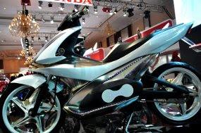 2011 Trend Bike Modification