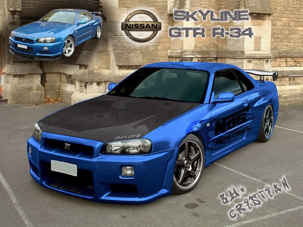 Nissan Skyline R34 Cars Wallpapers Prices Features