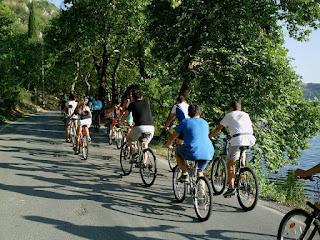 """Σήμερα : Έκτακτη """"ευρωπαϊκή"""" ποδηλατοβόλτα"""