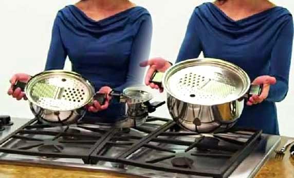 Utensilios de cocina rena ware per disfrute cocinar con for Fabrica de utensilios de cocina