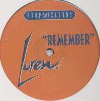 Loren – Remember (VLS) (1997)