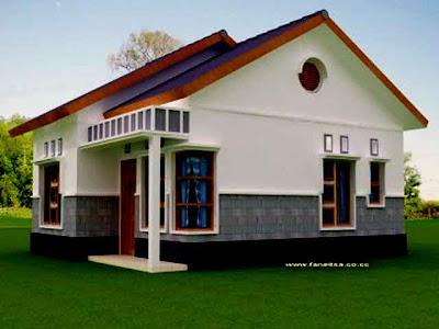 gambar rumah sederhana 03