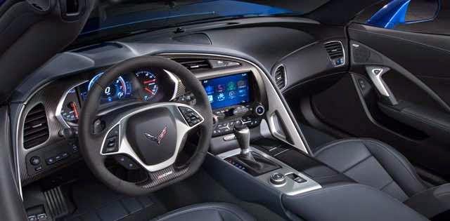 2016 Corvette Z07 Overhaul Interior