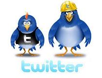 Pájaros rudos te dicen: ¡¡Sígueme en twitter!!